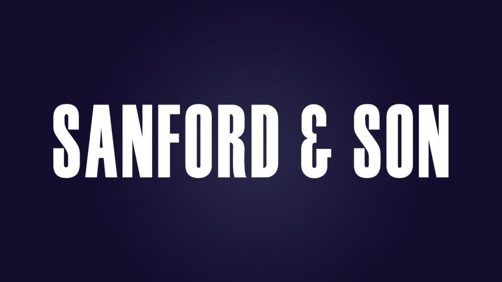 Sanford and son theme ringtone